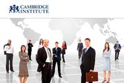 Изучение языков онлайн c Cambridge,  скидки от 91%